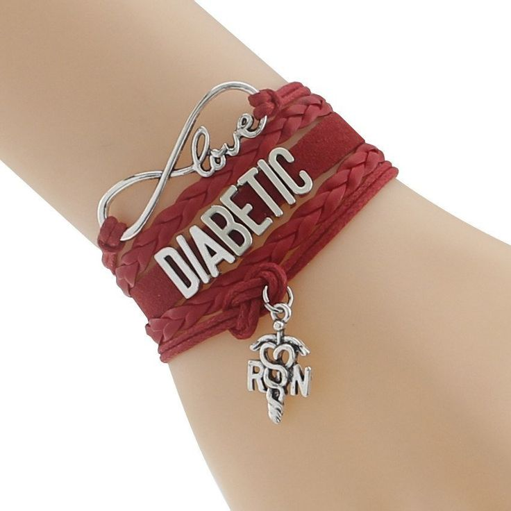 Get this diabetic bracelet for FREE today! We have very limited stock,they will go soon!