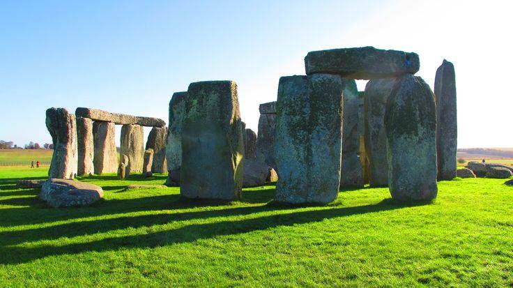 Stonehenge, England, Drifter Alley, Travel Photos