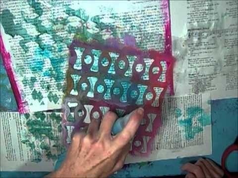 ▶ Spray Ink & Paint Hijinks - YouTube