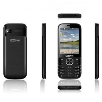 """MaxCom MM237 to telefon o klasycznej budowie wyposażony w duży wyświetlacz o przekątnej 2,8"""" i obsługujący dwie karty SIM. Urządzenie obsługuje karty microSD do 16 GB. Odtwarzacz plików audio oraz wideo w połączeniu z gniazdem kart pamięci pomogą zapewnić rozrywkę na wiele godzin. Dodatkowo telefon posiada wbudowane radio FM, co wyeliminuje nudę przy przemieszczaniu się."""