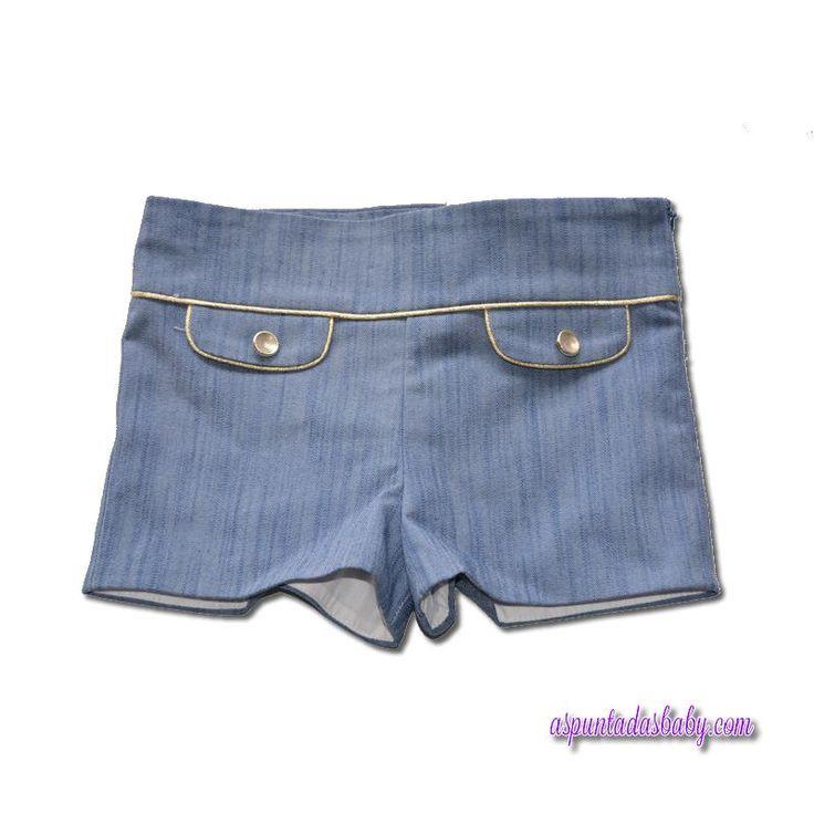 Pantalón Laura Montaño mod. Indigo