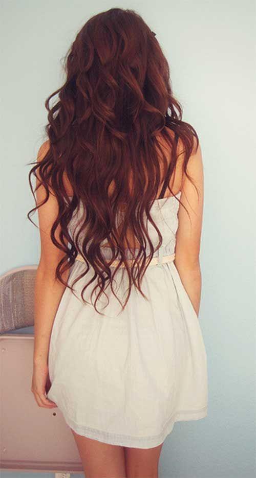 25 Haircuts for Long Wavy Hair