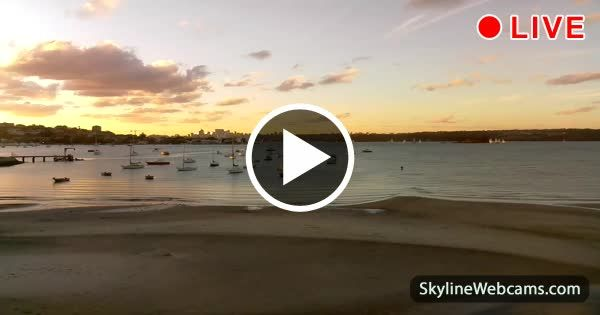 View of Rose Bay in the Eastern Suburbs of Sydney