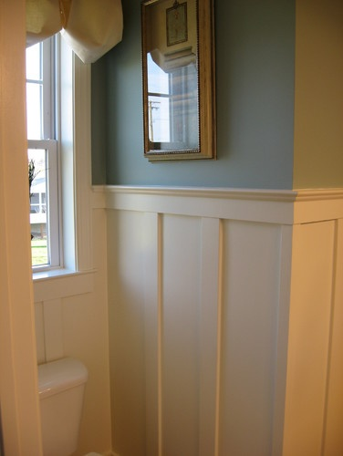 Baltimore bathroom wainscoting design pictures remodel - Bathroom remodel ideas with wainscoting ...