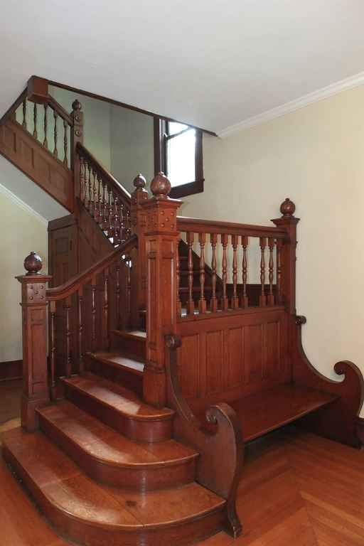 259 Best Images About Victorian Staircases On Pinterest