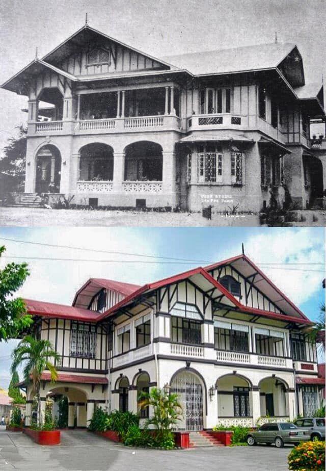 The Dison House Location Brgy San Jose San Fernando Pampanga Philippines Wayback 1930 S It Was Des Philippines House Design Filipino Architecture Pampanga