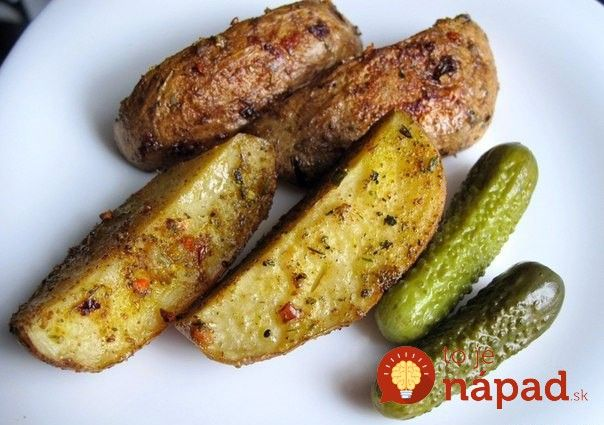 Fotopostup: Najlepšie americké zemiaky pečené v rúre!