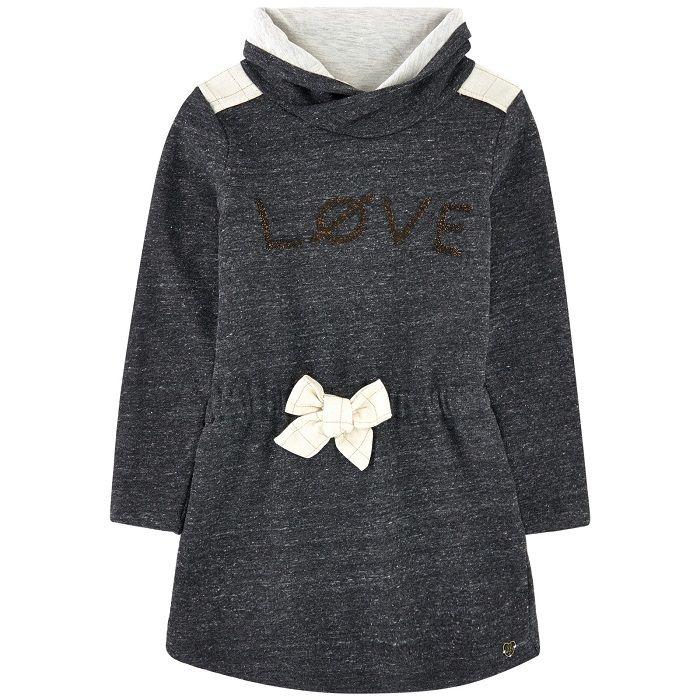 Robe sweat en molleton Ikks. Robe SweatRobe FilleVêtements Pour EnfantsChandails  LongsMolletonDoublureVetement EnfantsEpauleManches Longues 7d2f14f8c19c