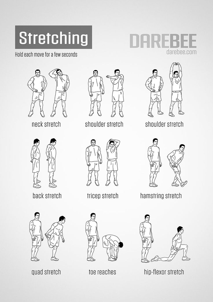Good Stretching Exercises