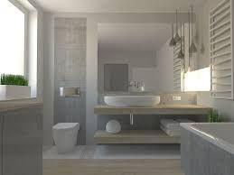 Znalezione obrazy dla zapytania łazienka drewno plus mozaika