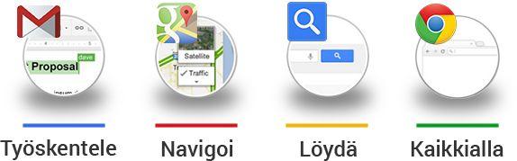 22.5.2013 Aamiaisseminaari:  Kevään suurin Google Enterprise -tapahtuma Suomessa!