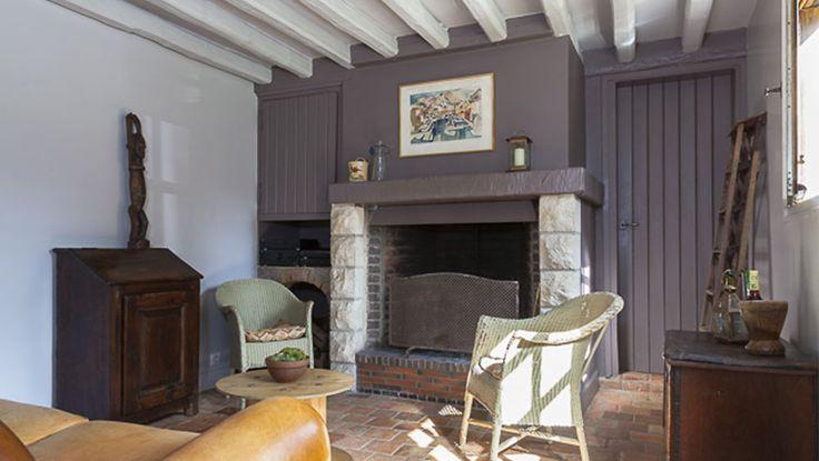 Les 25 meilleures id es concernant salon normand sur pinterest maison norma - Renovation longere normande ...