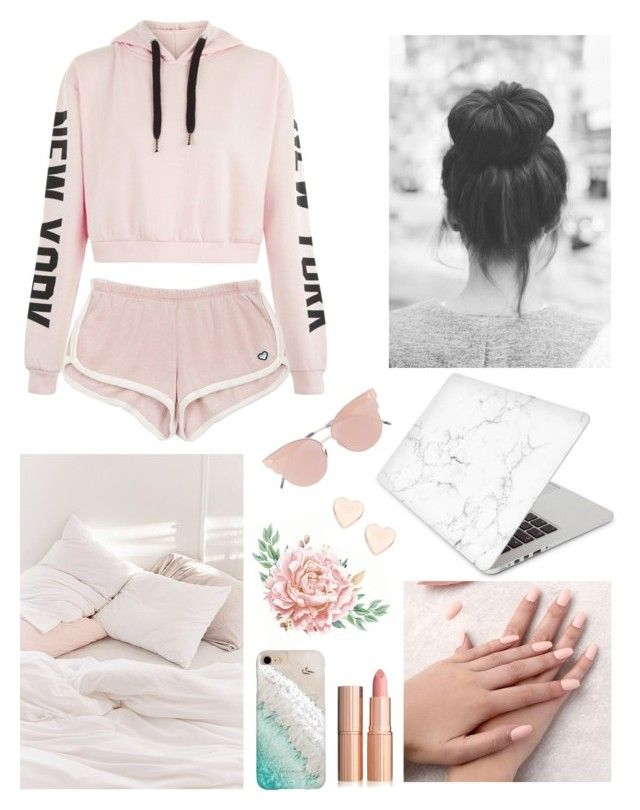 """Untitled #8"" by hannaklar on Polyvore featuring Gray Malin, Recover, Urban Outfitters, Ted Baker, Static Nails and So.Ya"