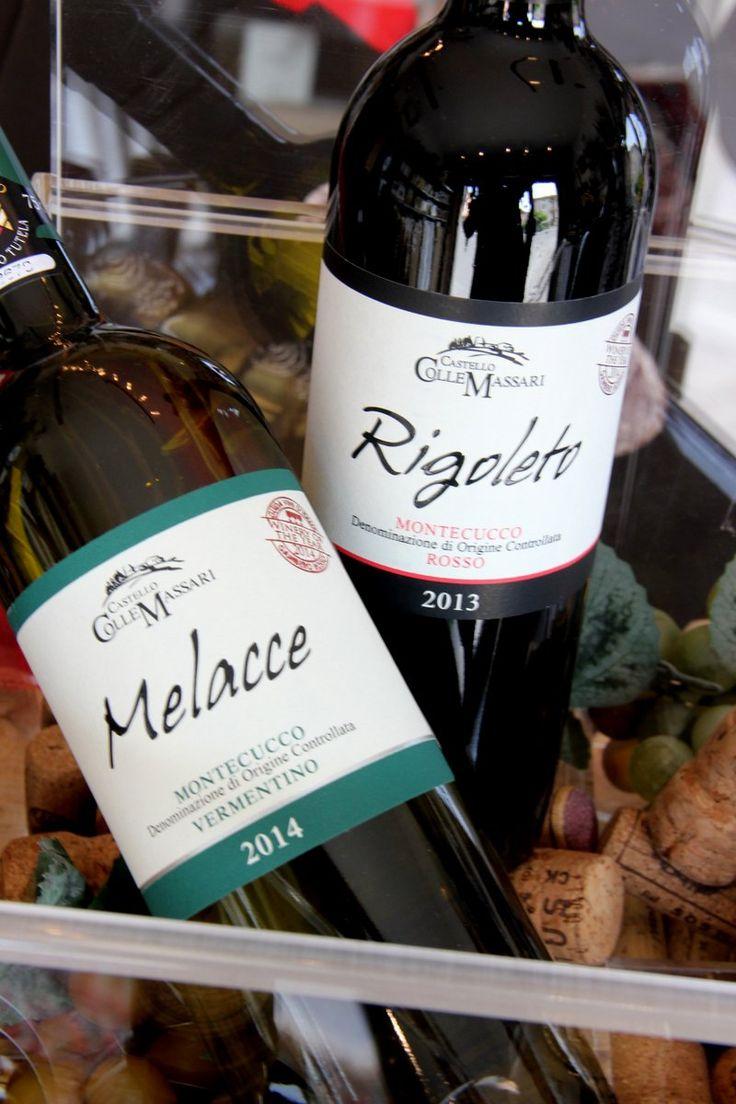 Rigoleto e Vermentino - Colle Massari - Super Tuscan