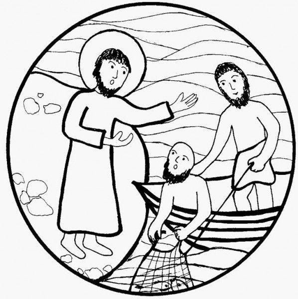 Jesus Und Seine Junger Kinder Bild