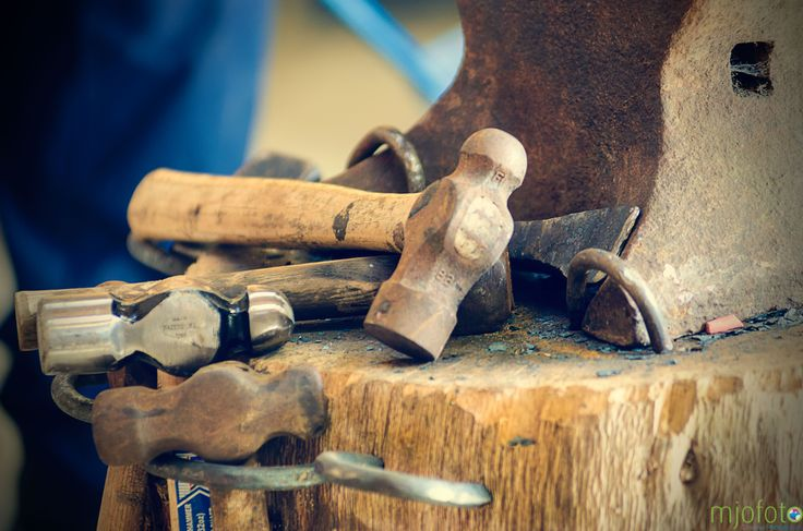 Tools of the Job.