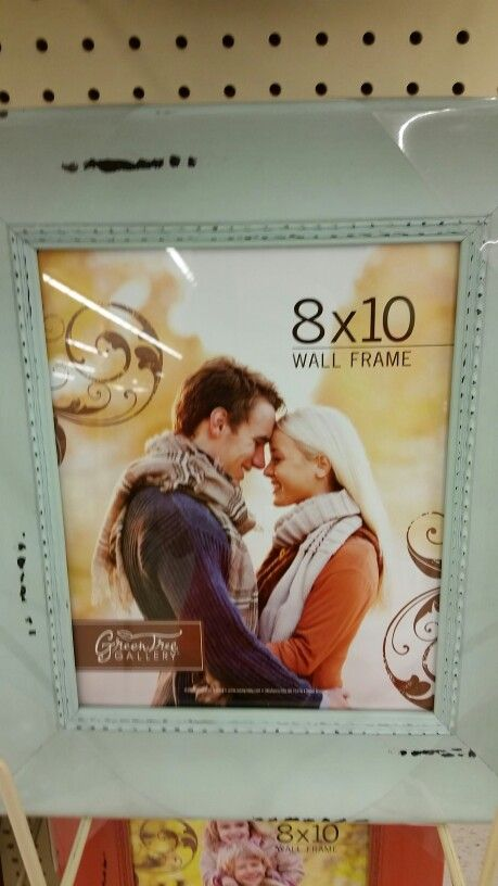 Frame is $25 || Thinking all the little areas where you need/want a sign. You can paint the back of the frame with chalkboard paint. With or without the glass. Hobby Lobby || Use 40% coupon if not on sale when needed.