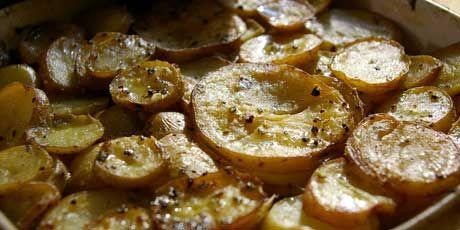 Pommes de Terre à La Boulangère