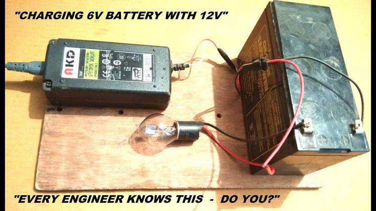 In this video, i will share the most basic info that each and every engineer should know.Its about charging a 6V battery with a 12V DC supply.This is the traditional battery charging method which is being used for many year. The auto disconnection method will be shared in one of my upcoming videos.   #12v #12V to 6V #19V #24V #6V #9V #basic #battery #Battery Charger #bike #car #charging #converter #diy #electrical #electrician #electronic #Enfield #Hack #home #How to charge a
