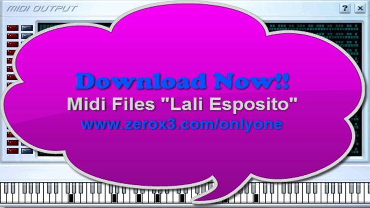 Una Na - Lali Esposito - Midi File (OnlyOne)