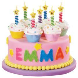 Cute girlie cake: Cakes Ideas, Cake Ideas, 5Th Birthday, Cupcakes Birthday, 1St Birthday, Cakes Decor, Parties Ideas, Kids Birthday Cakes, Cupcakes Cakes