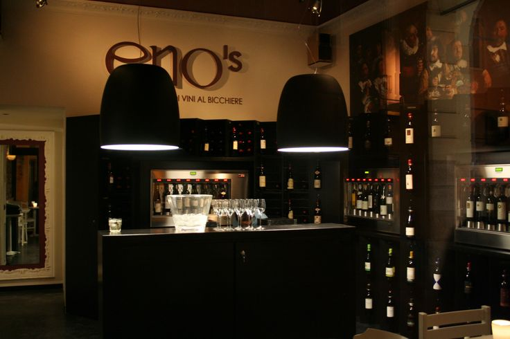 #Notte suspensions by #Prandina light up a wine bar in Italy  www.prandina.it