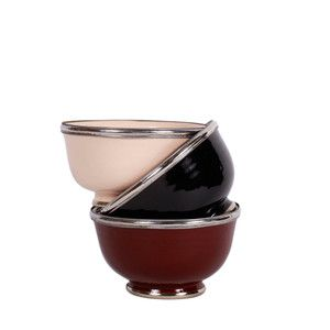 Garbo Bowls Set Of 3, $64, now featured on Fab.