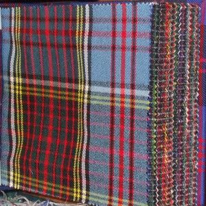 Anderson Clan plaid.  Ancestor Search at Ancestors in Aprons: An Excuse to visit Scotland and Ireland