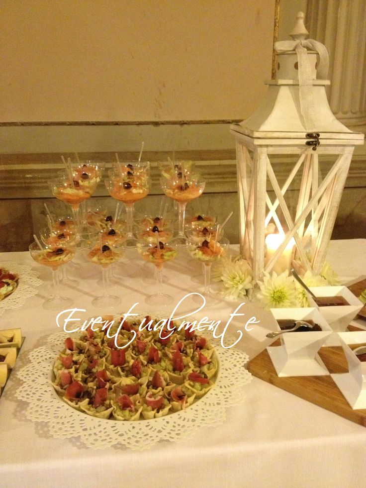 Allestimento cena Gran Buffet #catering
