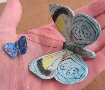 paper clay projects