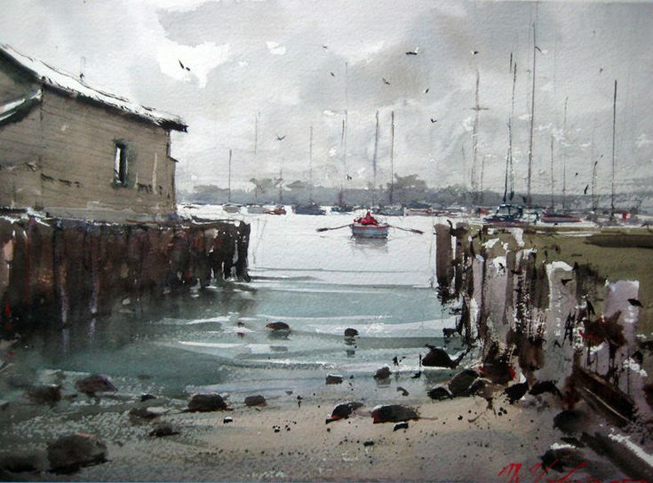 Joseph Zbukvic - Tutor at EPC Art Courses
