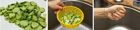 Japanese Cucumber Salad きゅうりとワカメの酢の物