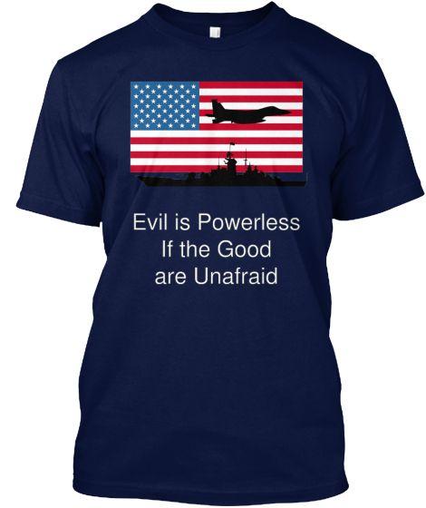 Evil is Powerless