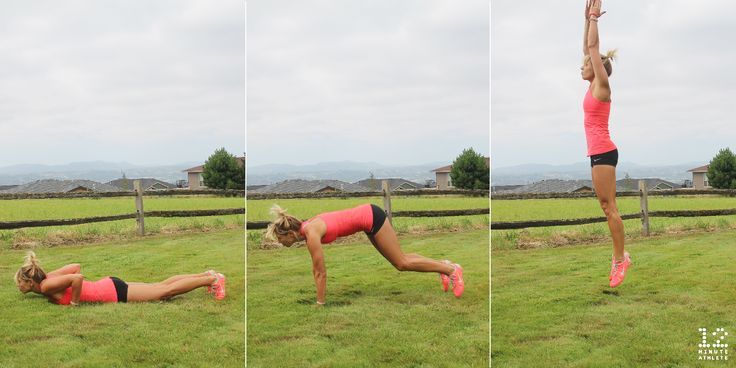 25 Mantras to Get You Through 100 Burpees - 12 Minute Athlete