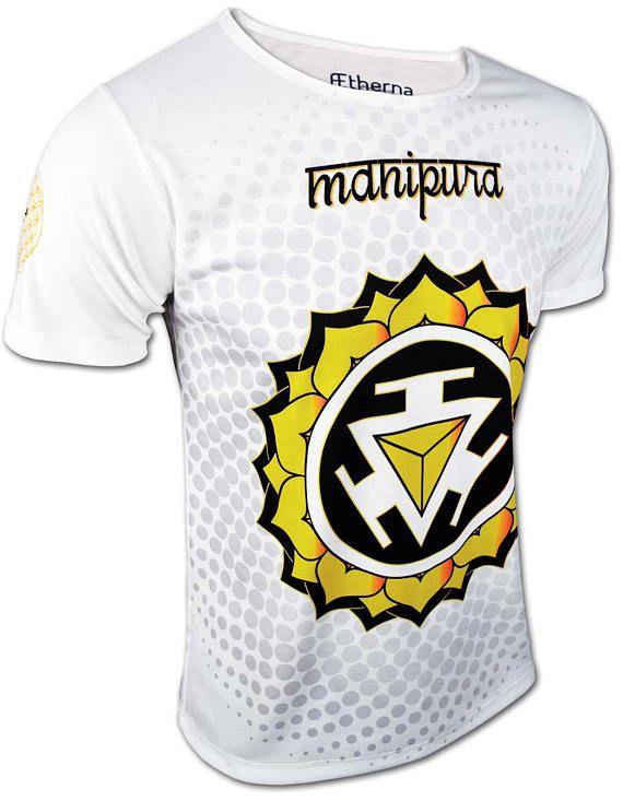 Aetherna - Manipura Chakra T-Shirt