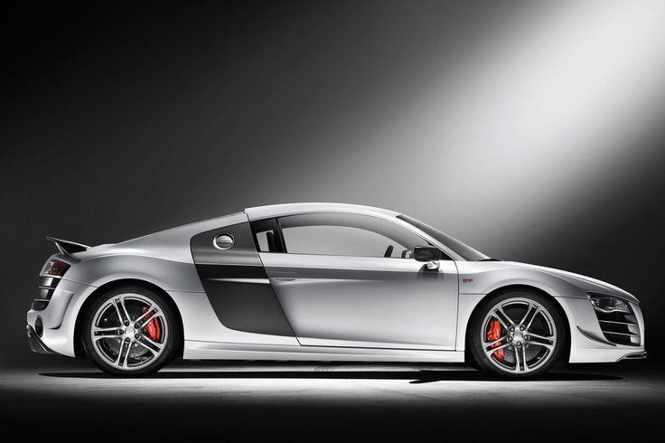 Audi R8 - IRONMAN!  I want!!!