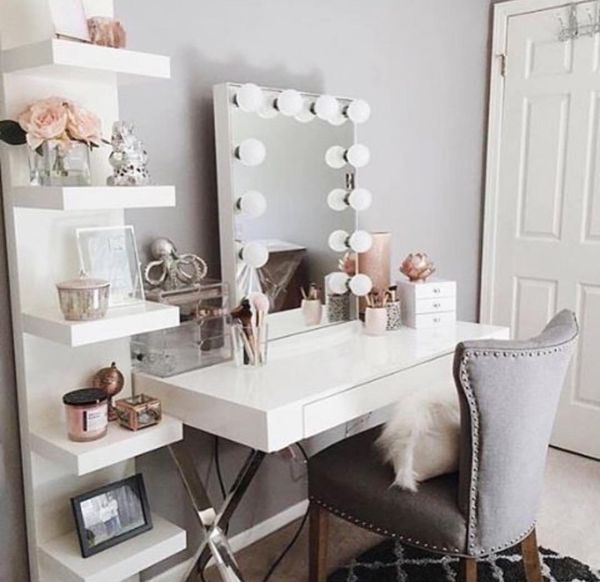 White Laquer Desk Box Room Ideas Ikea Small Bedroom Ideas For Couples Bedroom Space Saving Ideas Ikea Room Inspiration Bedroom Inspirations Beauty Room