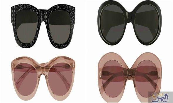 دار علايا تطلق مجموعة مميزة من النظارات في صيف 2018 Cat Eye Sunglasses Eye Sunglasses Glasses