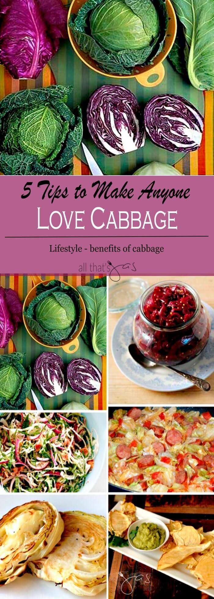 Tips on making a cabbage hater into a cabbage lover