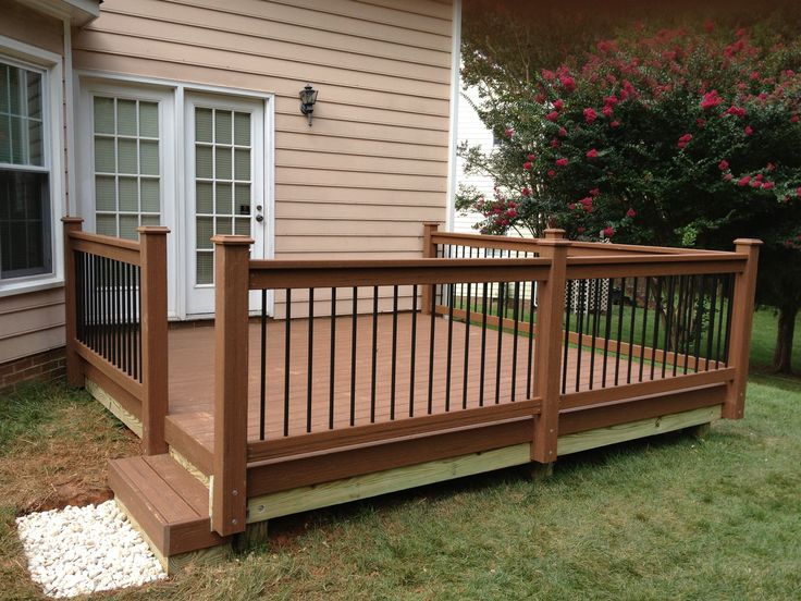 Composite Deck Deck Pros Pinterest Decking Deck