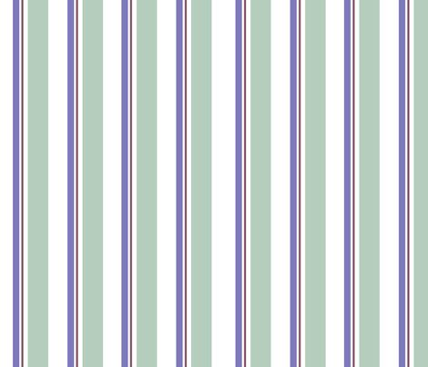 Grey Stripe fabric by mollymacliving on Spoonflower - custom fabric