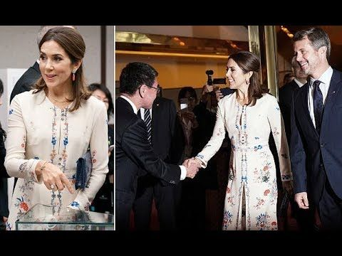 Tell me what you think of this? Princess Mary Show off Another Kimono-inspired Outfit as she and Frederik Attend a Business Seminar https://youtube.com/watch?v=4B4KtdDjh2k