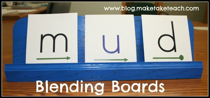 How to make and use a blending board to help students move from saying individual sounds into blending. Aligns with the DIBELS Next NWF assessment.  FREE downloadable cards and a video on how to use the blending board.: Classroom, Cards Freebies, Blendingboards, Word Work, Blending Boards, Blog, Teacher, Blending Cards