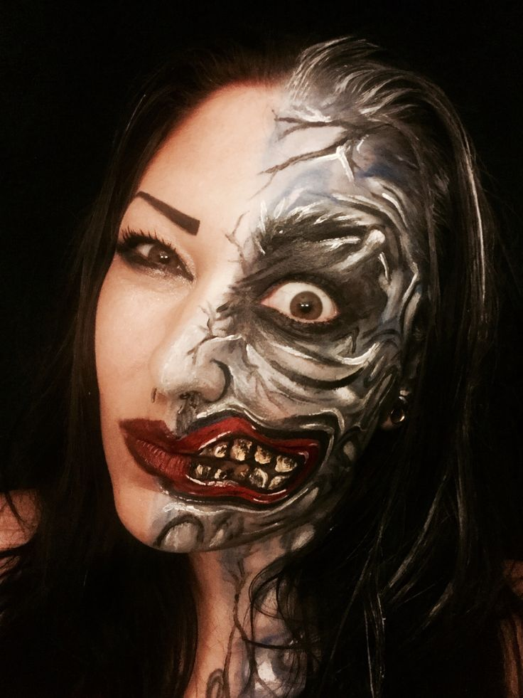 41 best my makeup images on Pinterest | Makeup, Cosplay and Horror