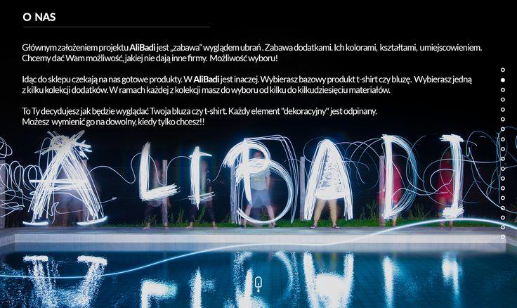 About AliBadi