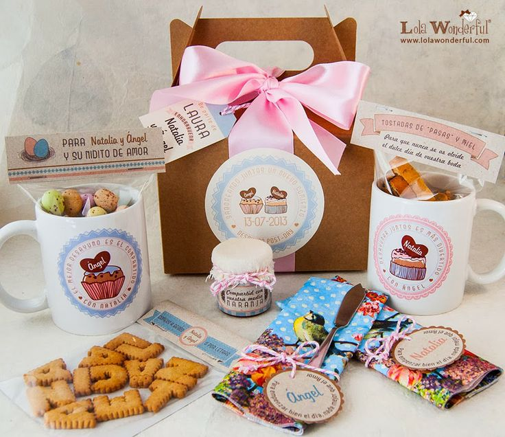 Lola Wonderful_Blog: Desayunos personalizados, regala sonrisas matutinas.