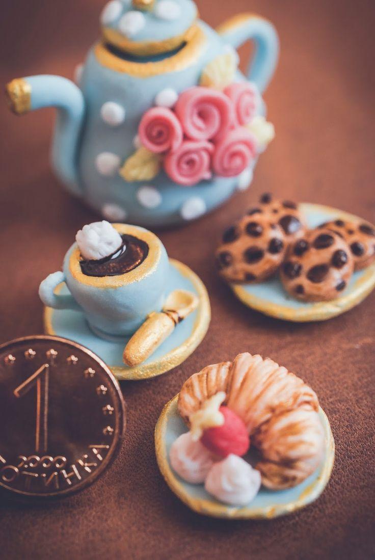 Миниатюри от фондан / Fondant miniatures