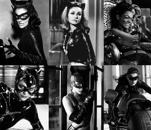 Catwoman Eartha Kitt Julie Newmar 17 Best ideas about Le...