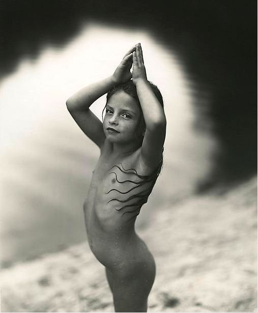 Sally Mann, Virginia at 6, 1991