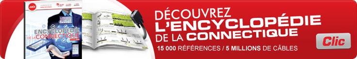 Découvrez l'encyclopédie de la connectique http://fr.calameo.com/read/001649556ce63d0860fe8